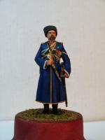 Хорунжий Собственного Его Императорского Величества Конвоя. Россия,1913 г