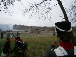 Реконструкция сражения 1812 года под Малоярославцем