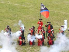 Военно-историческая реконструкция в Коломне