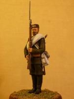Андрей Яковлев (Рядовой 12 Астраханского гренадерского полка, 1888 г.)