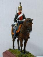 Рядовой лейб-гвардии Драгунского полка