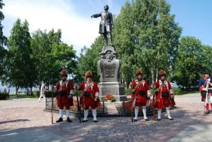 Флигель-рота в Петрозаводске