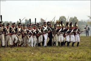 Битва на реке Вохна 1812 год
