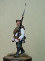 Рядовой Вильмандстрандского пехотного полка. Андрей Яковлев.