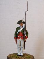 Андрей Яковлев - Рядовой лейб-гвардии Семёновского полка, 1776-1783 гг.