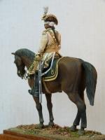 Офицер кирасирского полка. Скульптор А.Яковлев, художник А.Калиничев