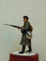 Рядовой стрелковых частей периода Балканской войны