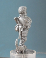 Вежливый человечек и не кiт - скульптор Михаил Преснухин